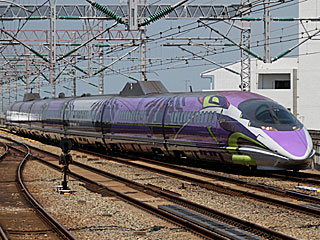 500系7000番台 500 TYPE EVA (522-7002) JR山陽新幹線 西明石 V2編成
